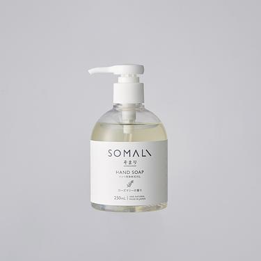 木村石鹼SOMALI洗手液體皂/ 250ml